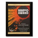 Channel Plaque Achievement Awards