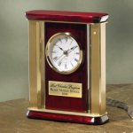Large Brass and Wood Boss Gift Awards