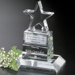 Champion Pedestal Star Employee Awards