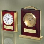 Brass and Wood Executive Gift Awards