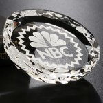 Faceted Gem Paperweight Executive Gift Awards